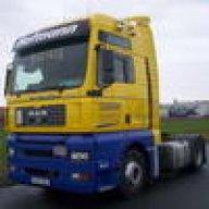 Lastwagenfahrer